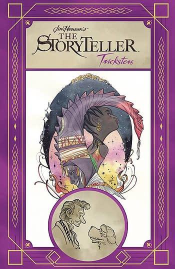 Cover image for JIM HENSONS THE STORYTELLER TRICKSTERS HC