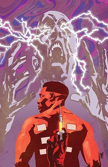 Cover image for DARK BLOOD #3 (OF 6) CVR A DE LANDRO