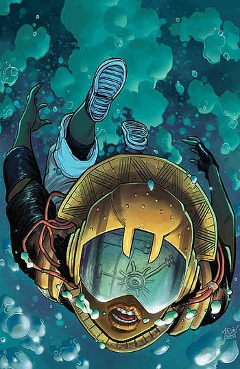 Cover image for EVE #5 (OF 5) CVR A ANINDITO