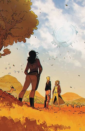 Cover image for FIREFLY #33 CVR A BENGAL