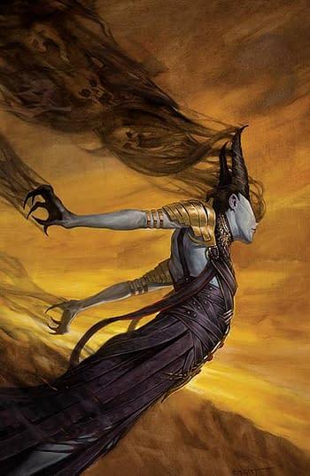 Cover image for MAGIC THE GATHERING (MTG) #6 CVR C HIDDEN SPARK VAR
