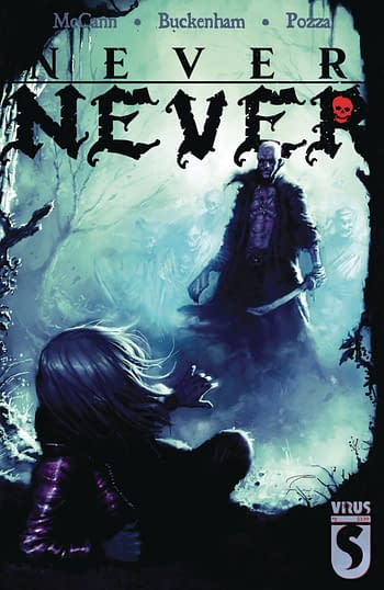 Cover image for NEVER NEVER #3 (OF 5)