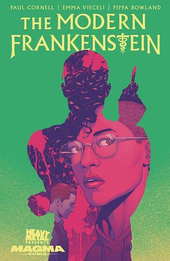 Cover image for MODERN FRANKENSTEIN TP (MR)