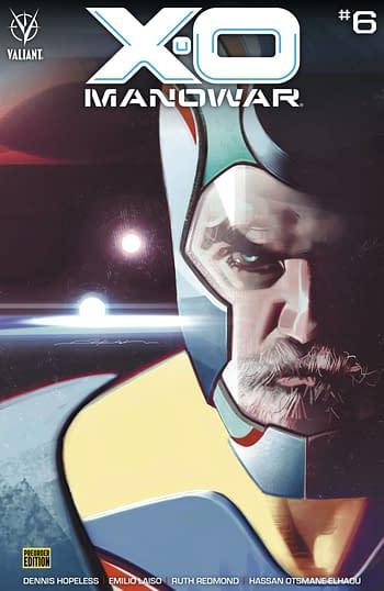 Cover image for X-O MANOWAR (2020) #6 CVR C PRE-ORDER BUNDLE ED