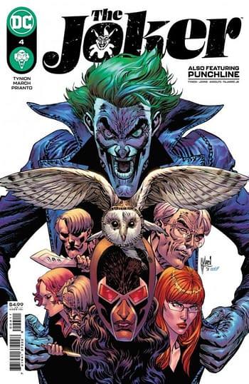 The Joker/Jim Gordon Relationship To Get Weirder (Joker Spoilers)