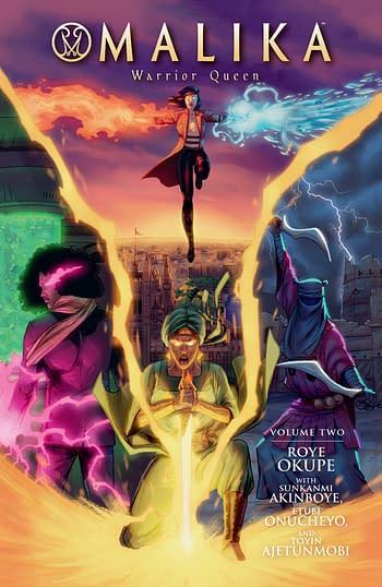 Dark Horse Comics October 2021 Solicits and Solicitations