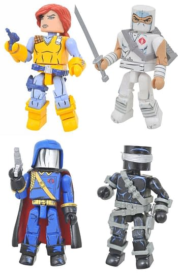 Minimates, HeroClix and Mondo Cancel For Free Comic Book Day 2021