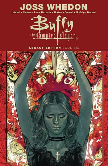 Cover image for BUFFY VAMPIRE SLAYER LEGACY EDITION TP VOL 06
