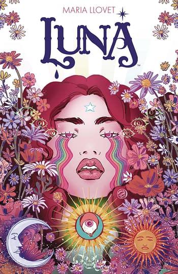 Cover image for LUNA TP (MR)