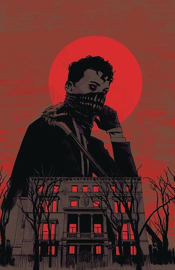 Cover image for HOUSE OF SLAUGHTER #1 CVR C SHEHAN FOIL INTERMIX VAR