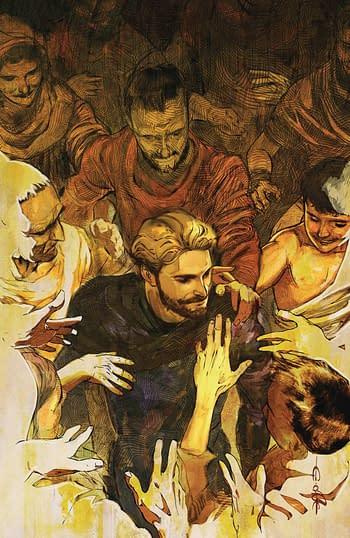 Cover image for DUNE HOUSE ATREIDES #11 (OF 12) CVR A CAGLE (MR)