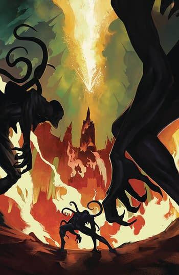 Cover image for MAGIC THE GATHERING (MTG) #7 CVR A KHALIDAH
