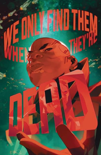 Cover image for WE ONLY FIND THEM WHEN THEYRE DEAD #9 CVR A DI MEO