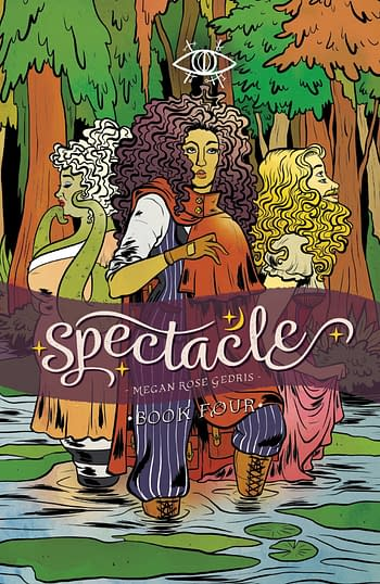Cover image for SPECTACLE GN VOL 04