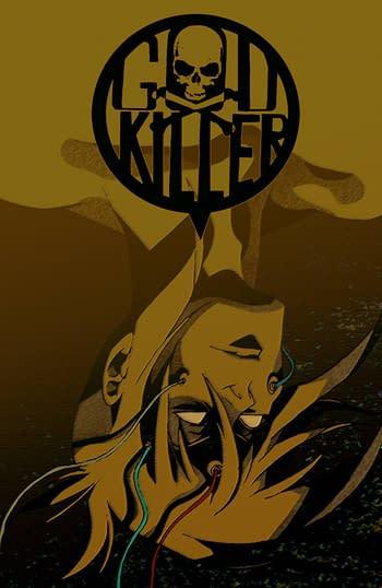 Cover image for GODKILLER SPIDERLAND #2 CVR A MUCKRACKER (MR)