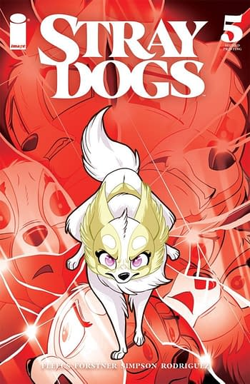 Stray Dogs Make A Big Noise In This Week's Advance Reorders