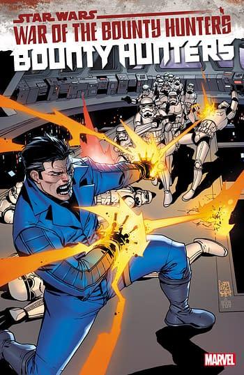 Marvel Comics October 2021 Solicitations, Frankensteined