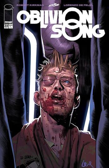 Image Comics October 2021 Solicits