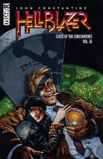 DC Comics Finally Collect All 300 Issues Of Hellblazer - And More