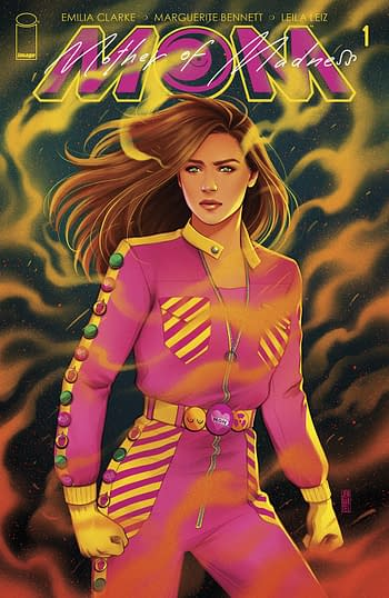Cover image for MOM MOTHER OF MADNESS #1 (OF 3) CVR B BARTEL (MR)