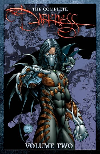 Cover image for COMP DARKNESS HC VOL 02 (MR)