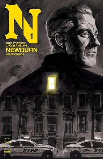 Cover image for NEWBURN #1 CVR A PHILLIPS (MR)