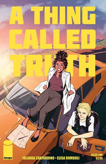 Cover image for A THING CALLED TRUTH #1 (OF 5) CVR A ROMBOLI