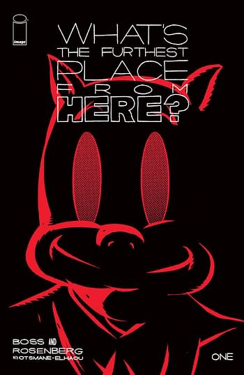 Cover image for WHATS THE FURTHEST PLACE FROM HERE #1 CVR D BENDIS