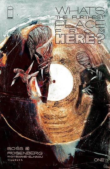 Cover image for WHATS THE FURTHEST PLACE FROM HERE #1 CVR E 25 COPY INCV