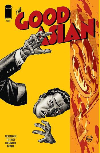Cover image for GOOD ASIAN #7 (OF 10) CVR A JOHNSON (MR)