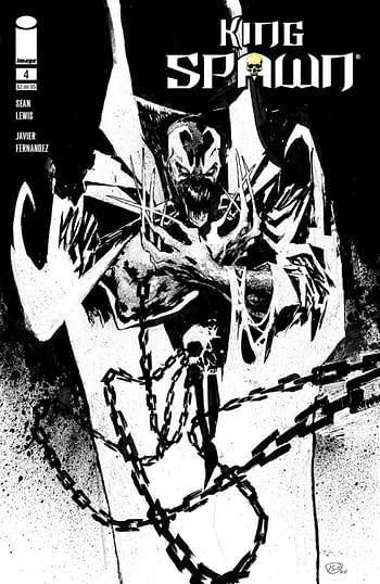 Cover image for KING SPAWN #4 CVR A ALEXANDER