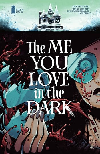 Cover image for ME YOU LOVE IN THE DARK #4 (OF 5) (MR)