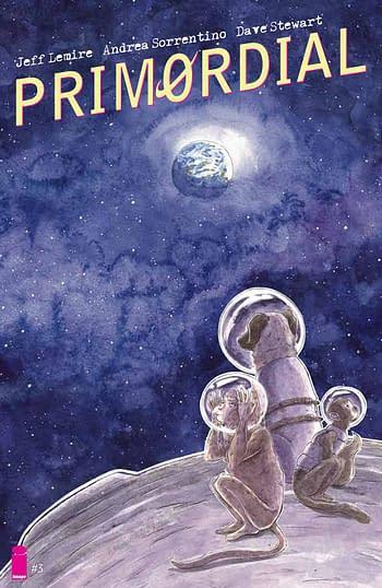 Cover image for PRIMORDIAL #3 (OF 6) CVR B LENOX (MR)