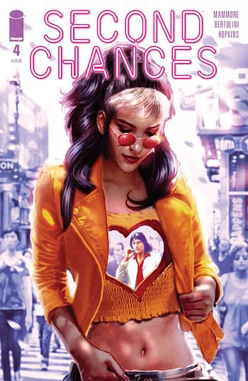 Cover image for SECOND CHANCES #4 (MR)