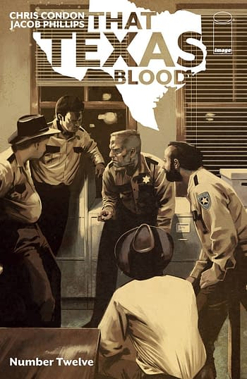Cover image for THAT TEXAS BLOOD #12 CVR A PHILLIPS (MR)