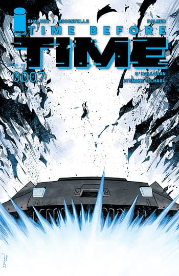 Cover image for TIME BEFORE TIME #7 CVR A SHALVEY (MR)