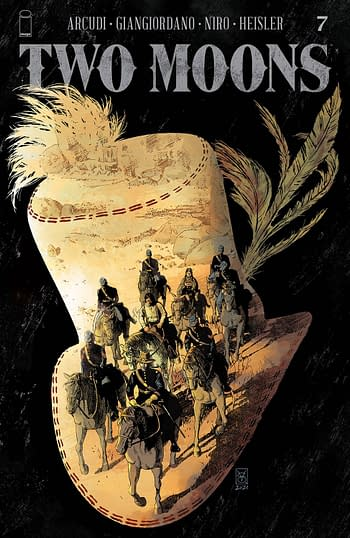 Cover image for TWO MOONS #7 CVR A GIANGIORDANO & NIRO (MR)