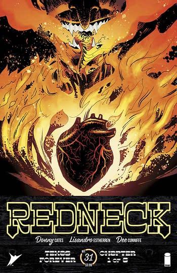 Cover image for REDNECK #31 (MR)