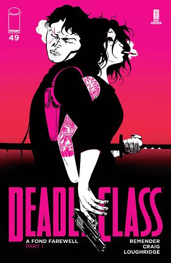 Cover image for DEADLY CLASS #49 CVR A CRAIG (MR)