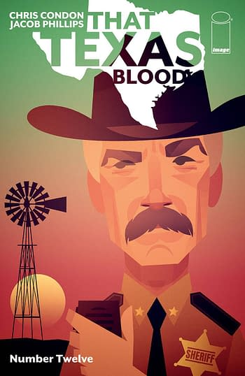 Cover image for THAT TEXAS BLOOD #12 CVR B CHOW (MR)