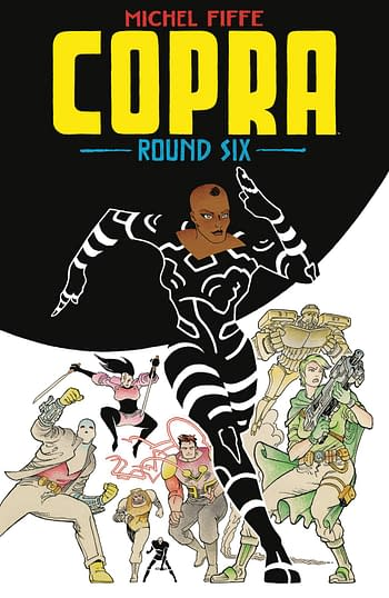 Cover image for COPRA TP VOL 06 (RES)