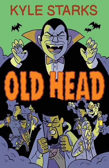 Cover image for OLD HEAD TP (MR)