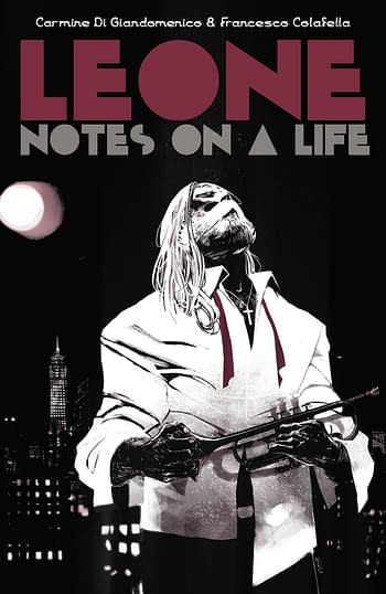 Cover image for LEONE NOTES ON A LIFE TP (MR)