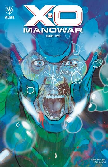 Cover image for X-O MANOWAR (2020) TP VOL 02