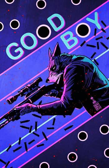 Cover image for GOOD BOY #2 (OF 3) CVR B FRANCAVILLA (MR)
