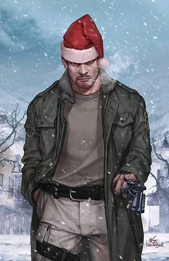 Cover image for FIREFLY HOLIDAY SPECIAL #1 CVR A LEE