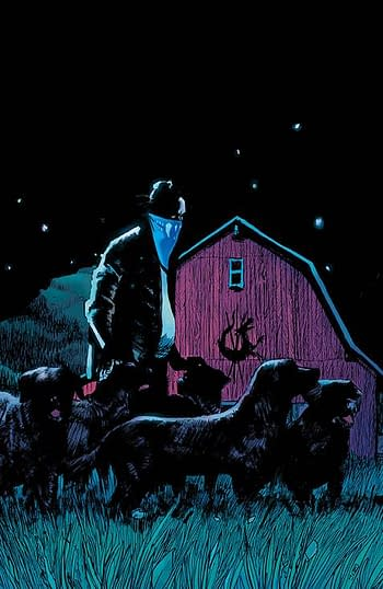 Cover image for HOUSE OF SLAUGHTER #3 CVR B DELL EDERA