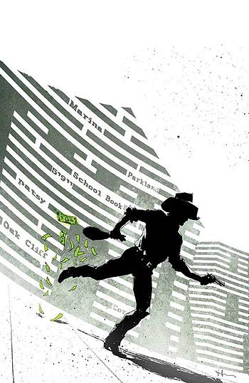 Cover image for REGARDING MATTER OF OSWALDS BODY #2 (OF 5) CVR A LUCA