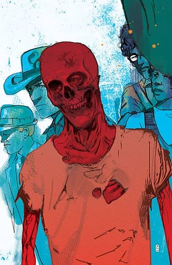 Cover image for REGARDING MATTER OF OSWALDS BODY #2 (OF 5) CVR B 25 COPY INC