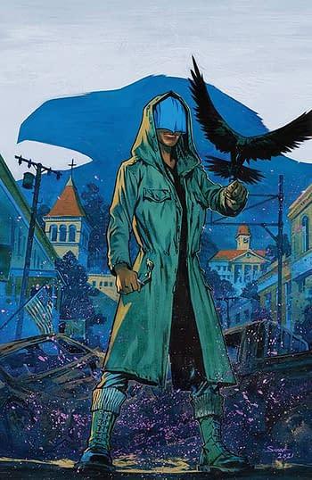 Cover image for BASILISK #5 CVR A SCHARF